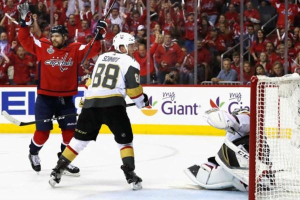 Кузнецов повторил рекорд НХЛ, сделав 4 передачи в матче ...