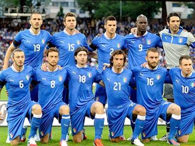 Сборная Италии надеется преодолеть трудности и блеснуть на ...