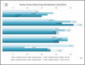 Interactive chart to analyze financial performance YoY -snapshot2