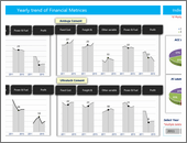A dashboard to understanding yearly trends -snapshot2