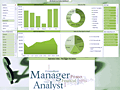 Dashboard to visualize Excel Salaries - by Umang Merwana - Chandoo.org - Screenshot #02