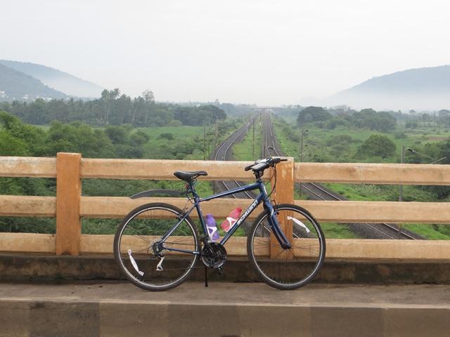 My ride - Schwinn Sporterra is all ready