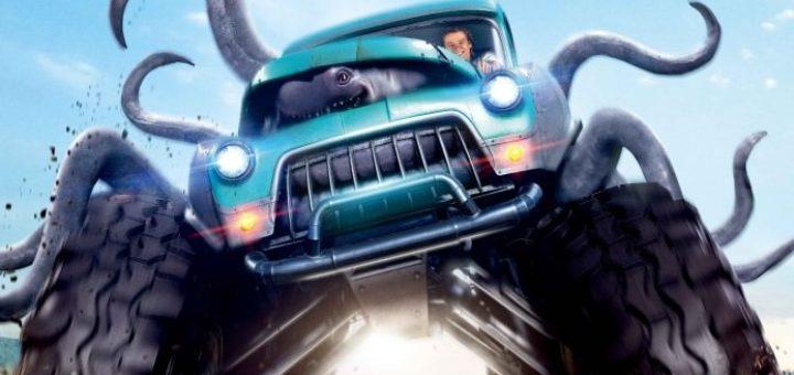 Movie, Monster Trucks(美國) / 怪獸卡車(台) / 魔獸戰車(港), 電影海報, 台灣