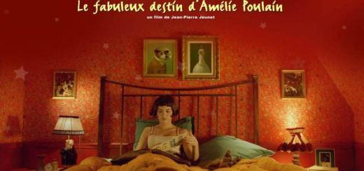 Movie, Le fabuleux destin d'Amélie Poulain(法國.德國) / 艾蜜莉的異想世界(台) / 天使愛美麗(港) / Amelie(英文), 電影海報, 法國, 橫幅