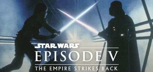 Movie, Star Wars Episode V: The Empire Strikes Back(美國) / 星際大戰五部曲:帝國大反擊(台) / 星球大战V:帝国反击战(中) / 星球大戰:帝國反擊戰(港), 電影海報, 橫幅