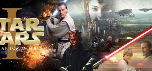 Movie, Star Wars: Episode I - The Phantom Menace(美國) / 星際大戰首部曲:威脅潛伏(台) / 星球大战前传:幽灵的威胁(中) / 星球大戰前傳:魅影危機(港), 電影海報, 橫幅