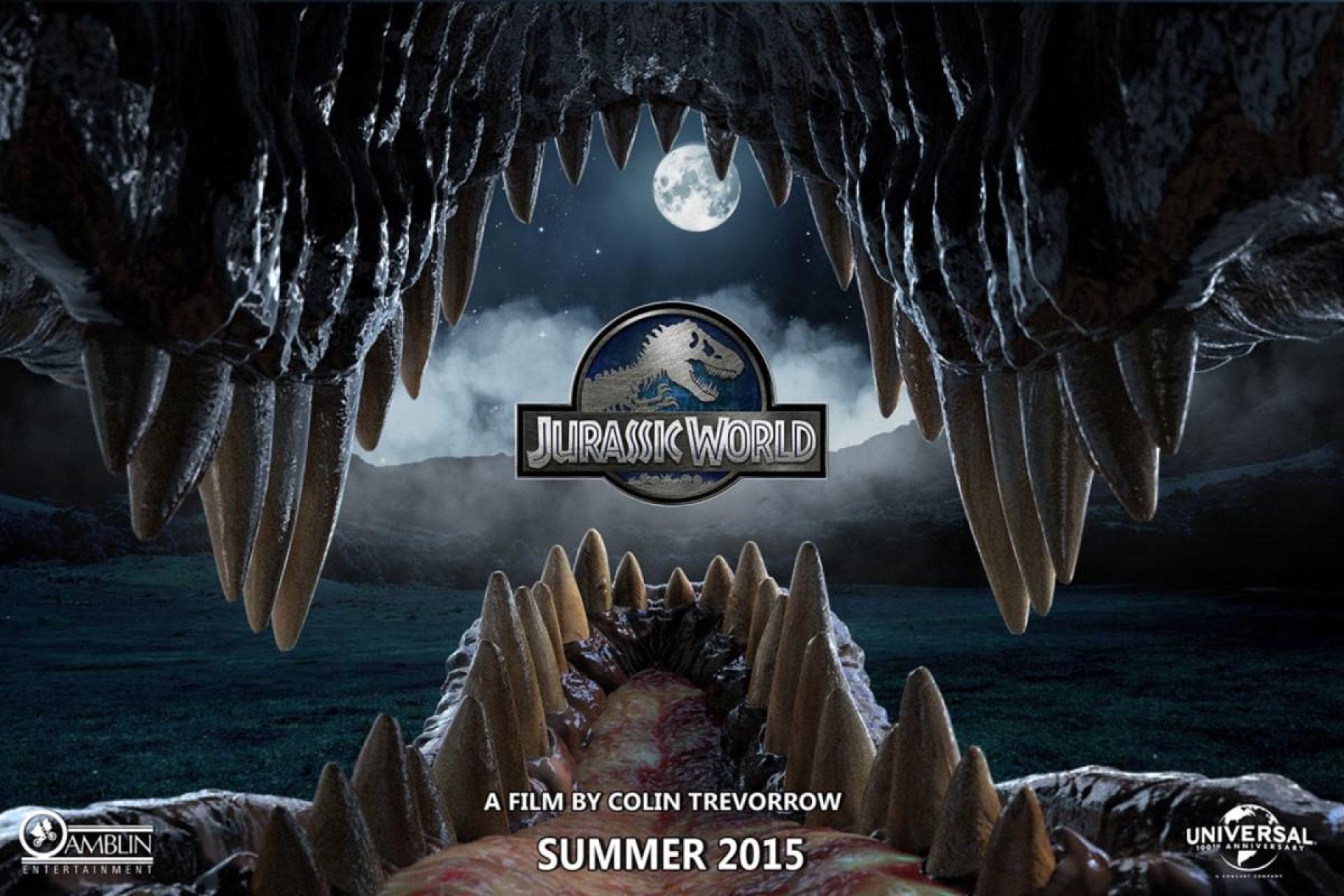 Movie, Jurassic World(美國, 2015) / 侏羅紀世界(台.港) / 侏罗纪世界(中), 電影海報, 美國