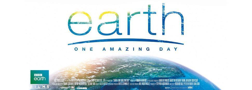 Movie, Earth: One Amazing Day(中國.英國) / 地球:奇蹟的一天(台) / 地球:神奇的一天(中), 電影海報, 英國, 橫版