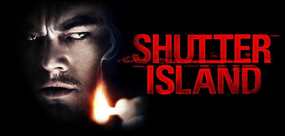 Movie, Shutter Island(美國, 2010年) / 隔離島(台灣) / 不赦島(香港) / 禁闭岛(網路), 電影海報, 美國, 橫版