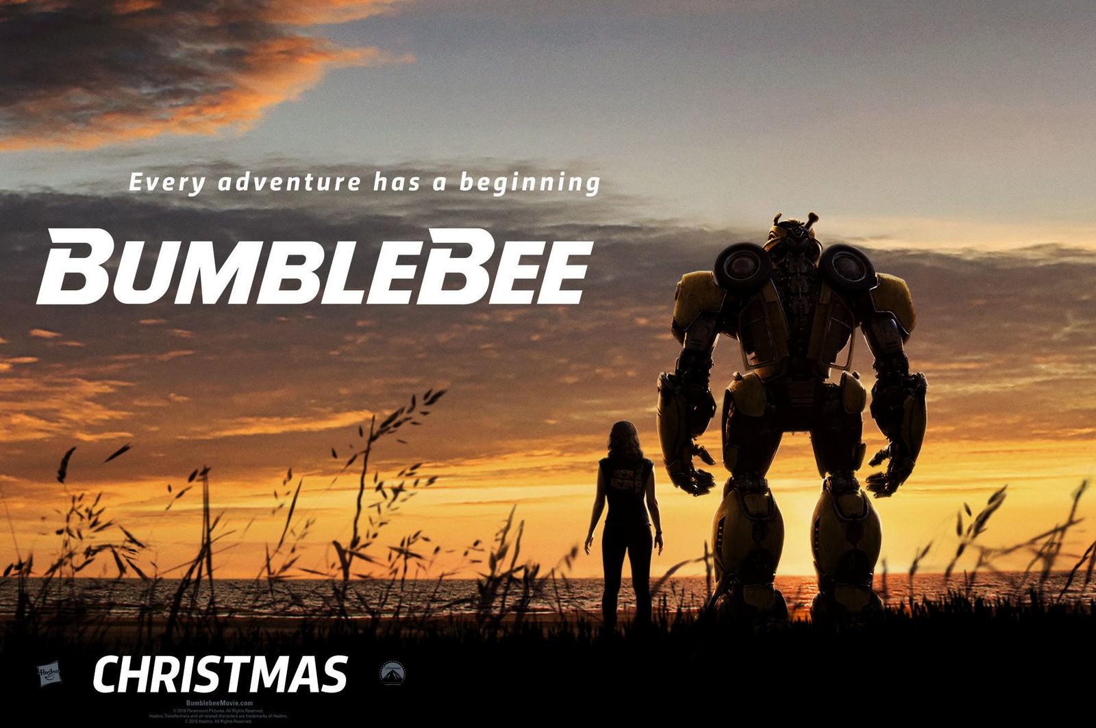Movie, Bumblebee(美國, 2018年) / 大黃蜂(台灣.香港) / 大黄蜂(中國), 電影海報, 美國, 橫版