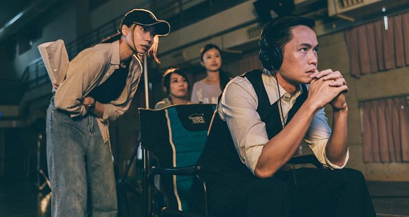 Movie, 隨片登台(台灣, 2019年) / Onstage Appearance(英文), 電影角色與演員介紹