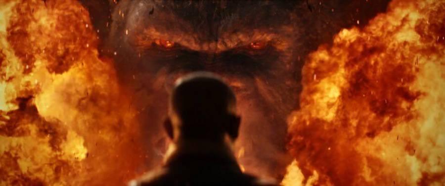 金剛:骷髏島-怪獸宇宙熱血揭幕┃影評