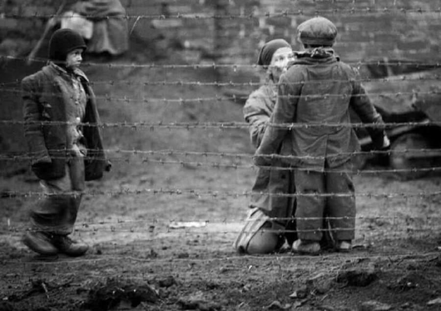 尋找天堂的3個人:集中營被摧毀的前夕┃影評