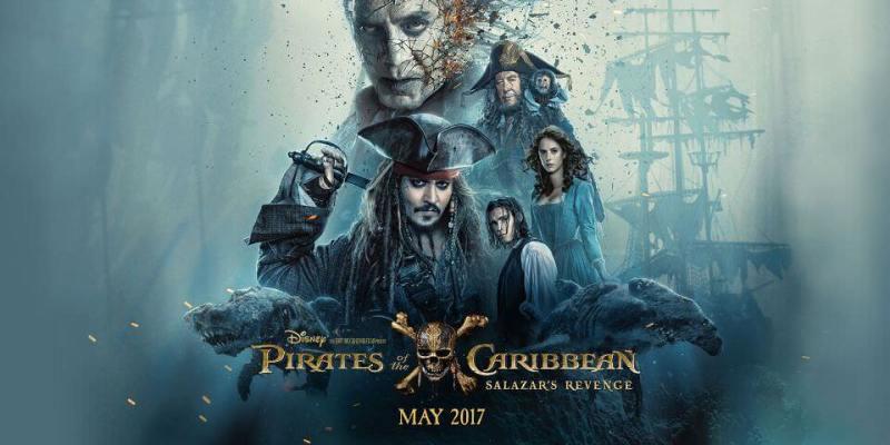 加勒比海盜神鬼奇航:死無對證 - 好看又好玩的主題樂園┃影評