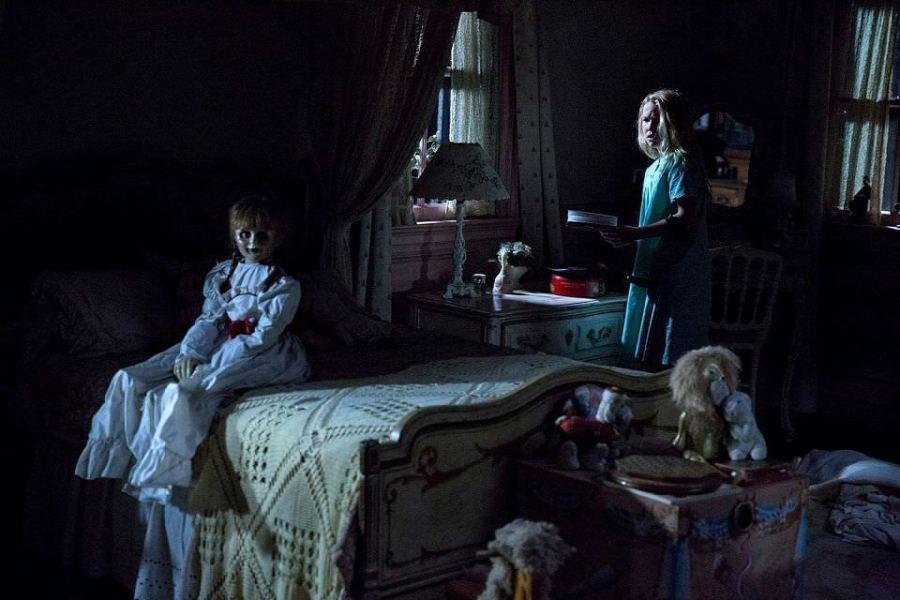 安娜貝爾:造孽- 超級惡靈宇宙首部曲嚇死寶寶了┃影評