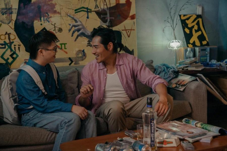 《傻傻愛你,傻傻愛我》導演藍正龍:「我不放心交給別人拍」 | 影人專訪