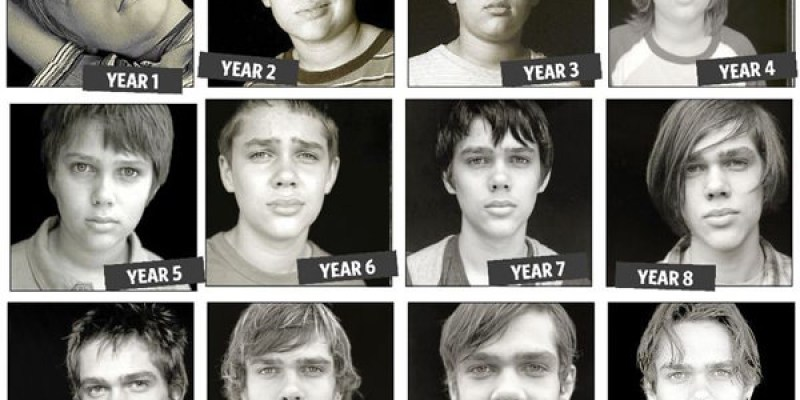 【影評】《年少時代》Boyhood