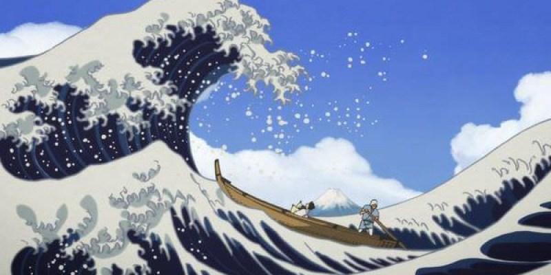 【影評】《百日紅》 さるすべり 來自浮世繪的梵谷星空