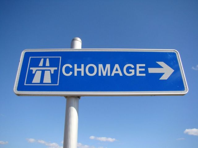 Image result for chomage