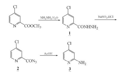 2-氨基-4-氯吡啶的應用