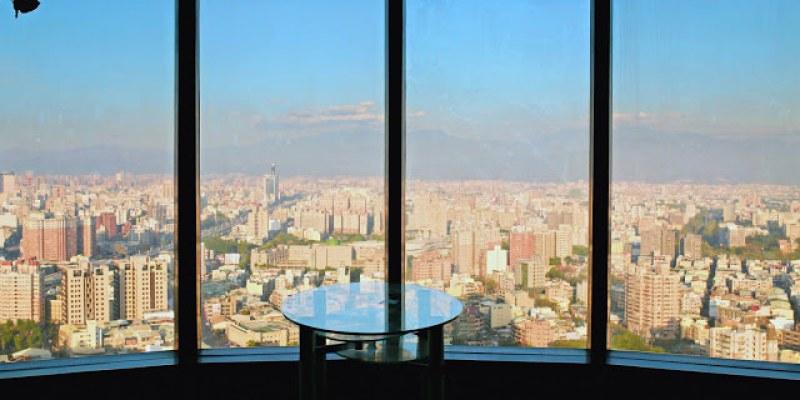 台中南區│咖啡任務*全台最高樓層咖啡廳就在台中!隱身在商辦大樓裡的絕美夜景超療癒!