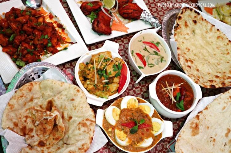 台中西區│斯里印度餐廳*印度主廚掌廚的道地口味。百種菜色讓你吃遍印式美味