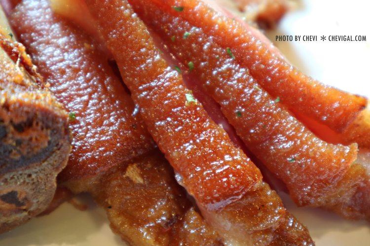 台中潭子│東喜堂花園茶館*離市區最近的美食桃源。首推德國豬腳與酥烤春雞