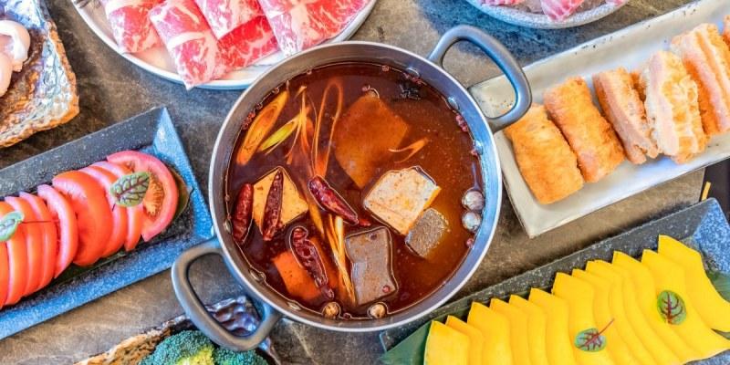 澳們打邊爐,台中少見粵式火鍋,拿籌碼就能在賭場享用火鍋,麻辣鍋又香又麻又辣又順口