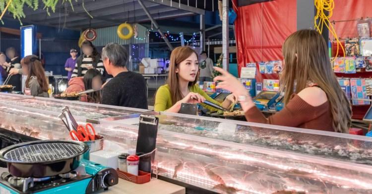 台中第1間泰國流水蝦就在這!全台首創18米玻璃透明LED水道,還有熟食沙拉熱炒海鮮時蔬甜點冰淇淋吃到飽(已歇業)