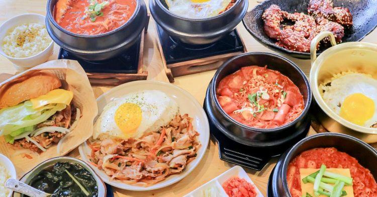 台中人氣韓式早午餐,早上6點就能吃到道地炸醬麵、部隊鍋、辣炒年糕與韓式炸雞