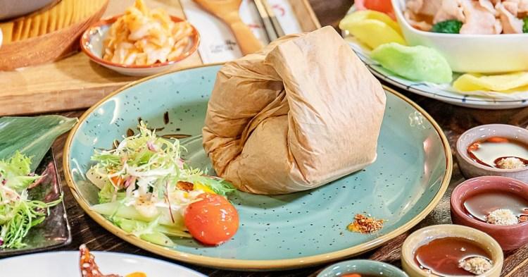 這真的不是紙包雞!台中充滿驚喜的跨界美食,花卷、火烤飯、灣式麵點餐率超高