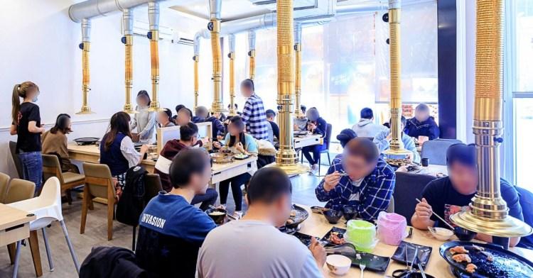 肉鮮生韓式烤肉吃到飽,多種肉品、蔬菜、熟食、小菜、湯品、飲料與冰淇淋,通通不用400元就能吃到飽!