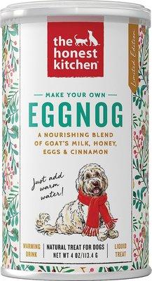 dog eggnog recipe