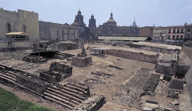 Resultado de imagen para Templo Mayor azteca