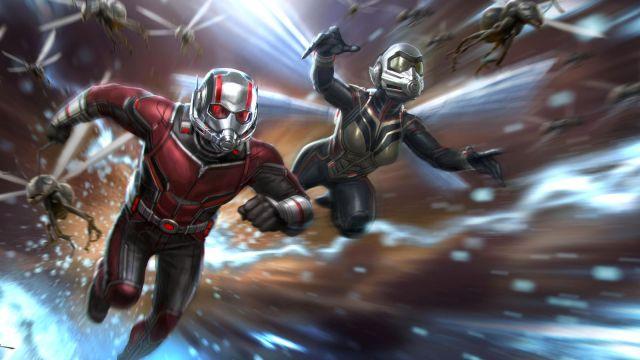 Resultado de imagen para ant-man and the wasp