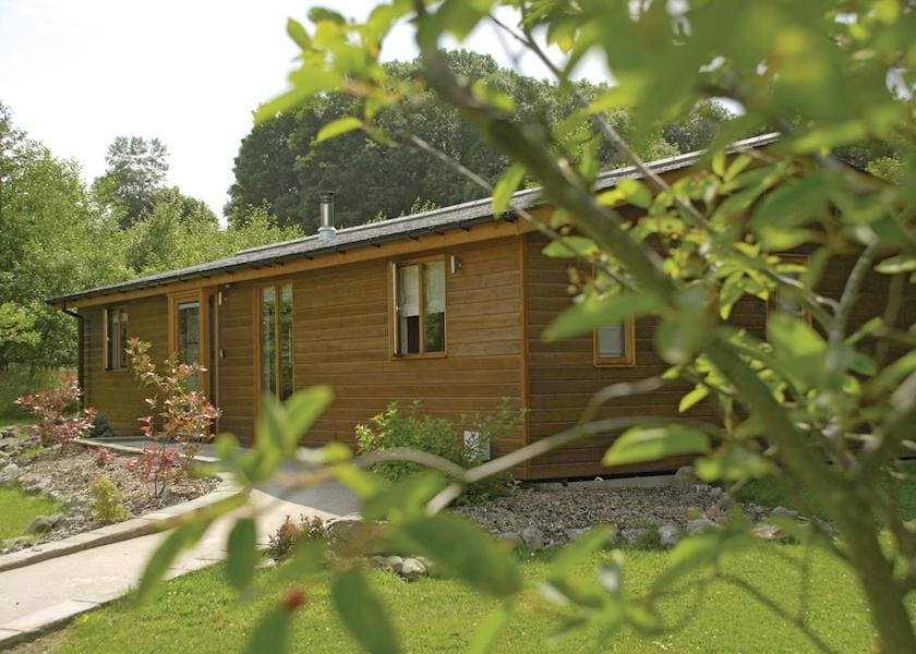 Meadow's End Lodges In Cartmel, The Lake District