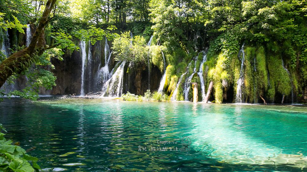 八條推薦路線自助造訪仙境16湖 克羅埃西亞必訪 Plitvice Lakes National Park. Plitvia jezeda – Choyce寫育兒,旅行與生活