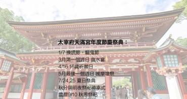 求學問來這裡 賞櫻名景 超人氣九州景點 太宰府天滿宮 表參道商店街 五角(合格)一蘭拉麵