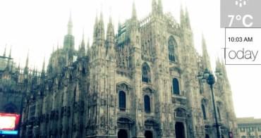 (歐洲義大利) 美食推薦 米蘭大教堂旁三鹿冰淇淋 TRE GAZZELLE,不吃會後悔,吃了會流淚啊!