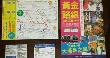 大阪神戶交通必看 一票搞定 價值500円一日乘車券省超大!