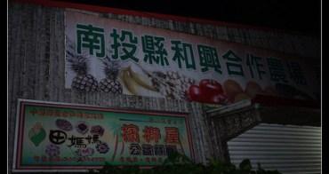 (台灣好好味) 南投「田媽媽社區餐廳」+南投中寮一日行程規劃安排