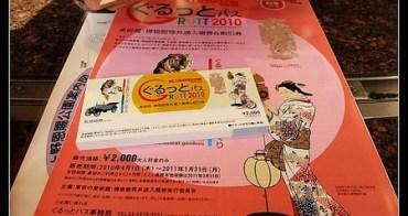 (日本東京都) 親子遊東京必備「ぐるっとパス2011」東京博物館通票,2000日幣把71間東京都博物館走透透喔!