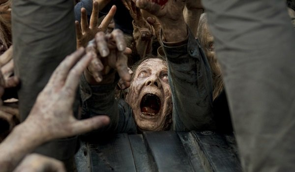 The New Walking Dead Season 6 Zombies Are Horrifying