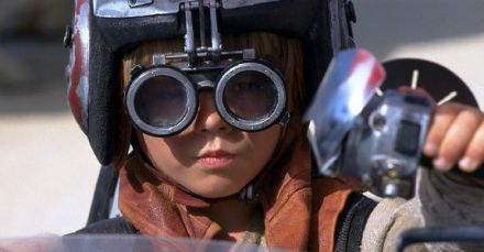 Image result for anakin skywalker kid