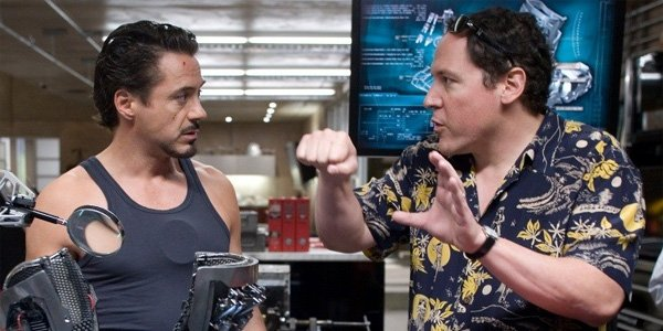 Image result for jon favreau iron man directing