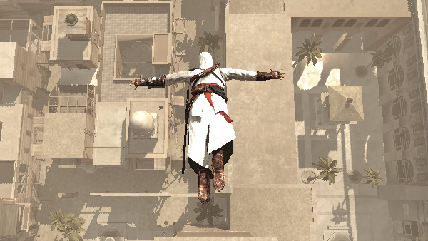 Assassin's Creed Leap Of Faith Would Probably Kill You ...