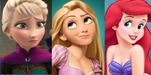Are Frozen Tangled And The Little Mermaid Actually Linked Cinemablend