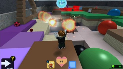 Xbox One Owners Can Design Games For Free With ROBLOX Super Bomb Survival