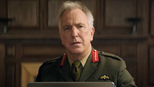 Image result for alan rickman eye in the sky