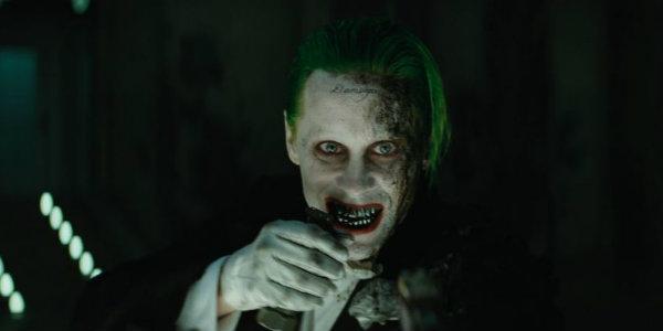 Suicide squad joker s damaged tattoo missing teeth for Joker damaged tattoo
